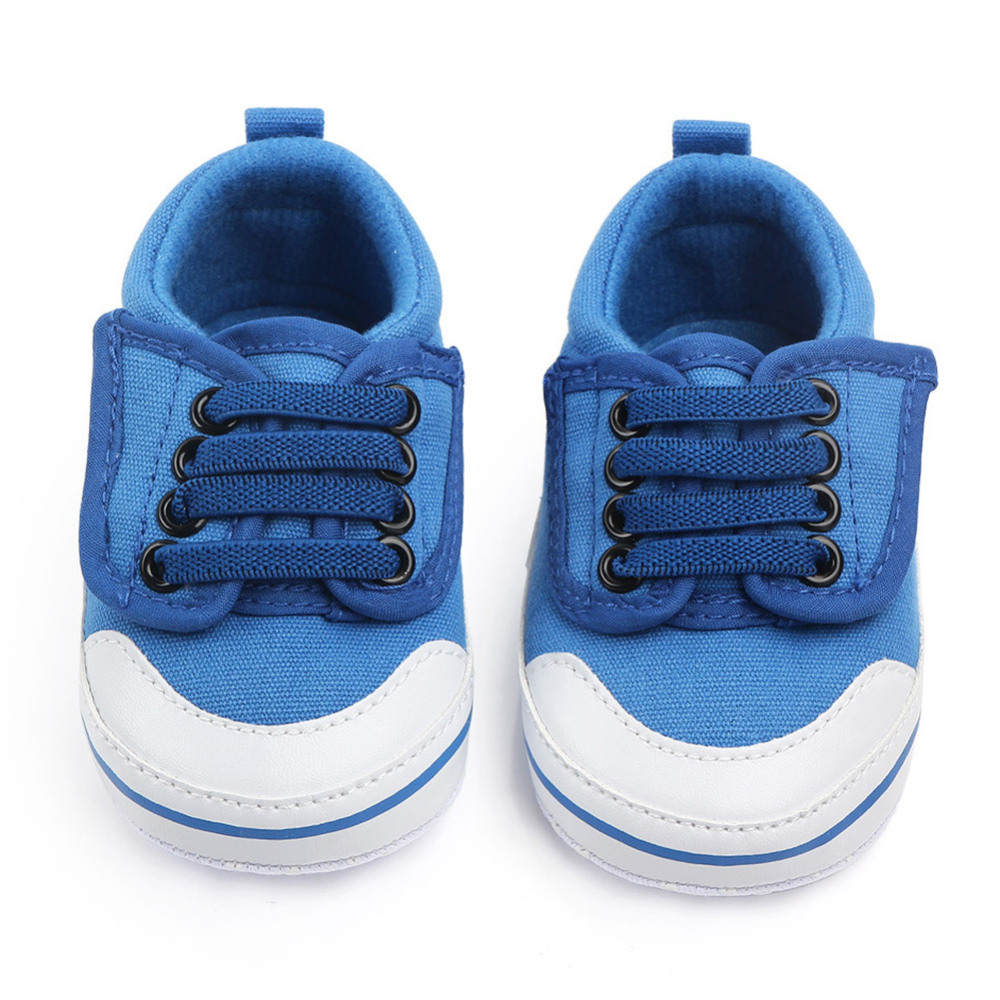 MrY Newborn Soft Crib Sole Shoes Toddler Sneakers Baby First Prewalker Shoes Kids Baby Shoes