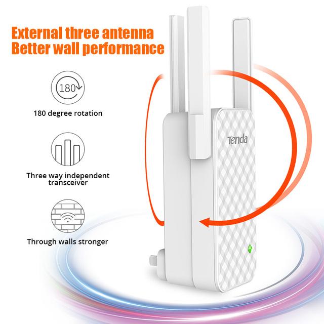 300Mbps Wireless Wi-Fi Range Extender