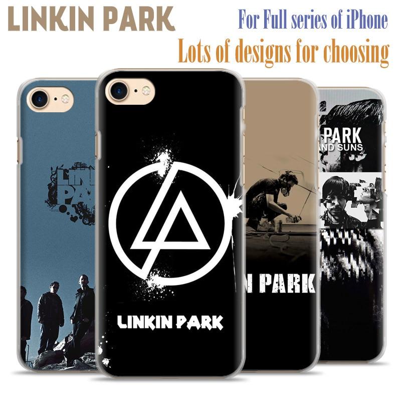 coque iphone 8 linkin park