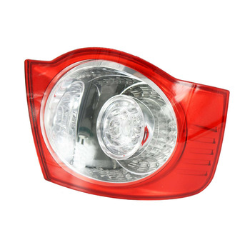 For VW Jetta V 5 2005 2006 2007 2008 2009 2010 2011 LED Rear Tail Light Lamp Left Side Outer LHD
