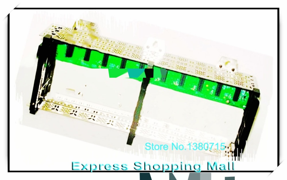 New Original 1756-A10 PLC Standard ControlLogix Chassis Black Panel allen bradley 1756 a7 b 1756a7 controllogix 7 slots chassis new and original 100% have in stock free shipping