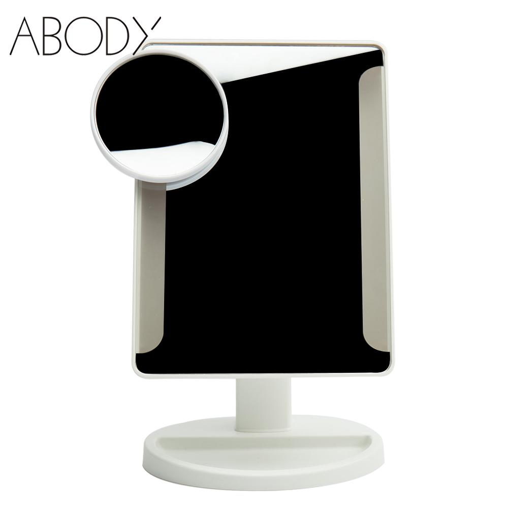 Online Get Cheap Makeup Mirror Stand Aliexpresscom Alibaba Group - Mirror on a stand vanity