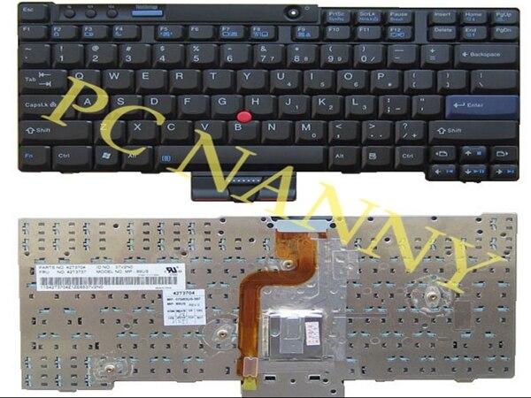 Original ! New ! Laptop Keyboard For Lenovo Thinkpad X201S X200S X201 X201I X200T X201T X200 with Good Quality