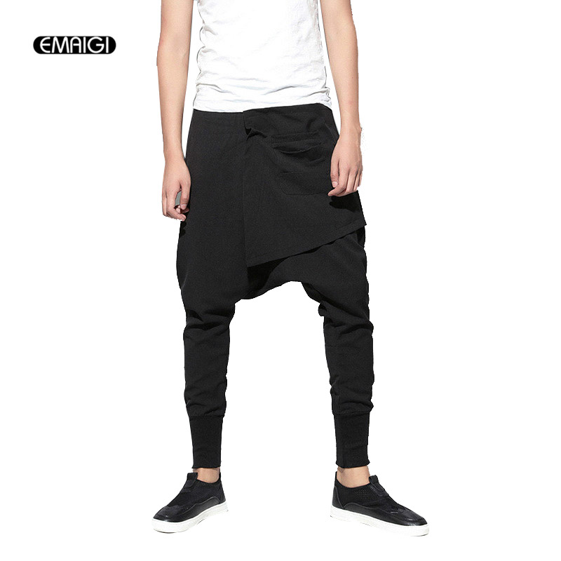 Joggers & Sweatpants. Your street-inspired style isn't complete unless you've got a pair of our men's joggers on hand. This collection of jogger pants will instantly turn your style up a notch with their skinny fit, elasticized cuffs, and comfortable drawstring waist.