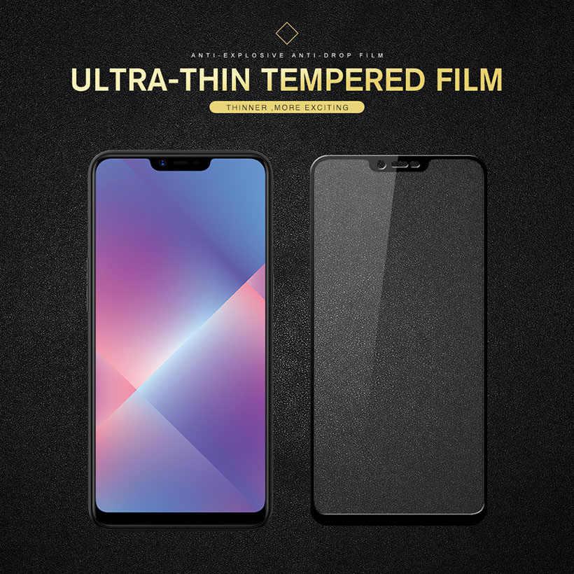 9D couverture complète verre trempé pour Nokia 3.2 4.2 Film de protection d'écran pour Nokia 1 Plus 2019 5.45 pouces LCD tactile verre de protection