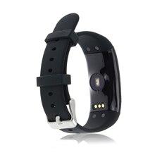 Practical-D21 Фитнес трекер, Сенсорный экран точный сна Мониторы шагомер Smart Band Беспроводной деятельность Браслет (черный)