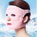 2016 New Fashion Hotsale Tourmaline + Gel Slim Face Facial Beauty Mask Facemask Health Care Facial Restoration