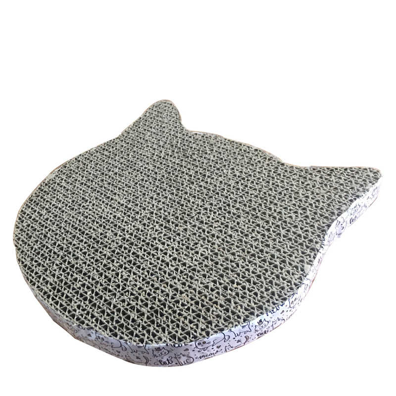 Pet toys High Quality Cat Scratch Pad Cat Toy  Cat Corrugated Pad