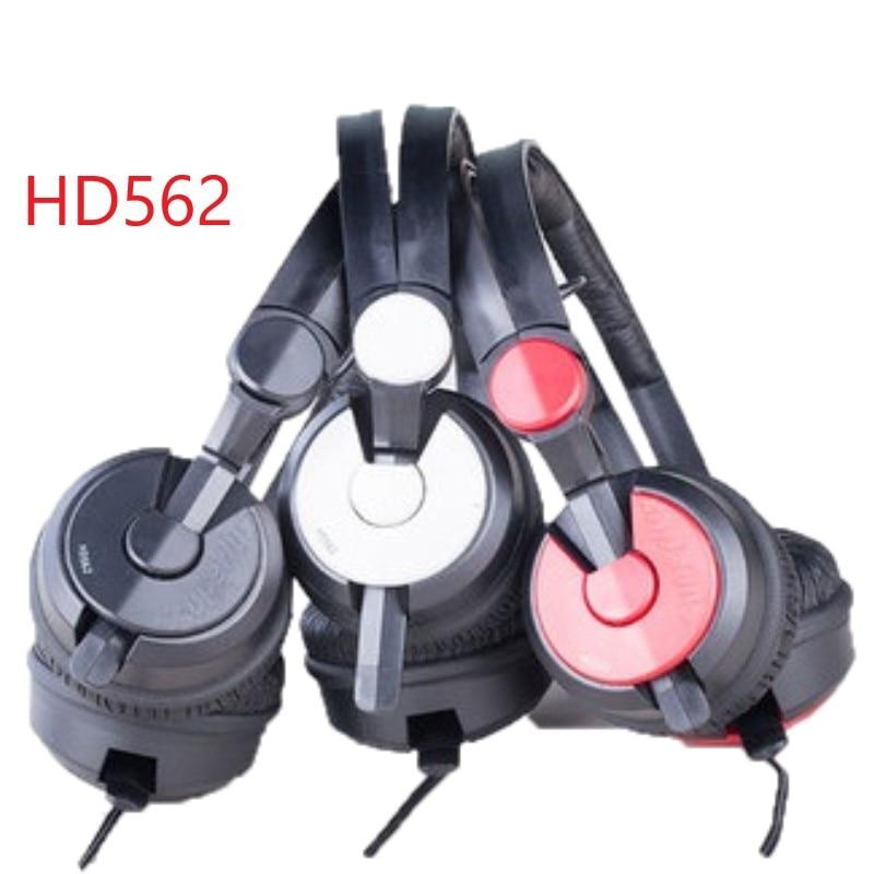 Superlux HD562 monitoreo de gama completa DJ auriculares música portátil aislamiento de ruido tipo cerrado auriculares HD 562-in Auriculares y cascos from Productos electrónicos    1