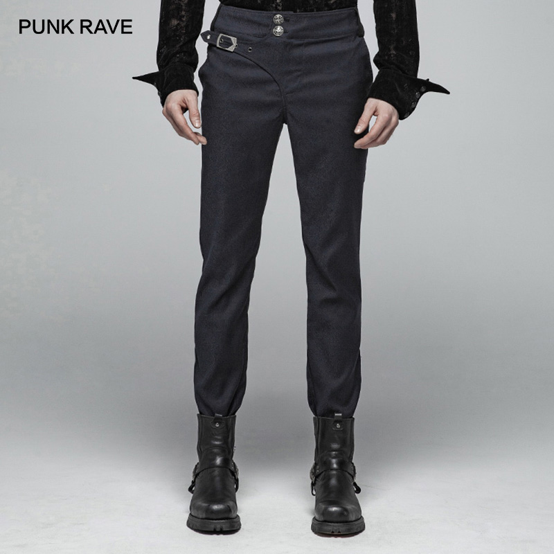 Gwenhwyfar High Quality Navy Velvet Men Suits with Gold Pattern 2019 Custom Made Black Lapel Groom