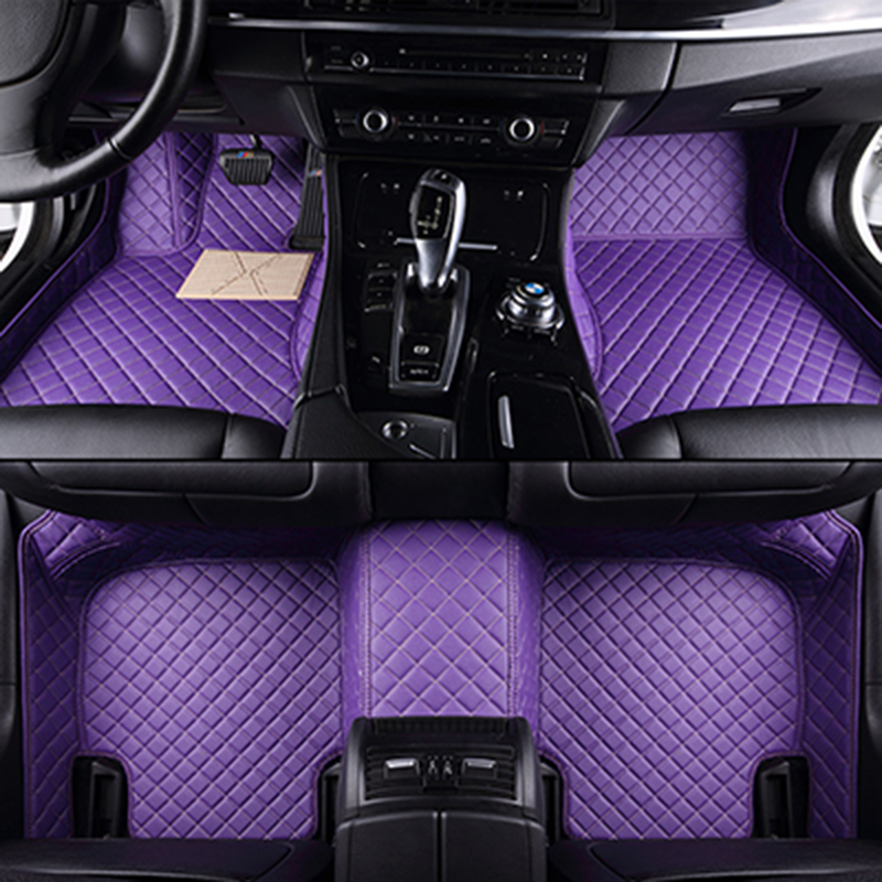XWSN custom car floor mat for Dodge all models Journey Challenger car foot mat Auto car carpet car accessories auto styling люстра citilux cl216163 g9x40w 5790080093911