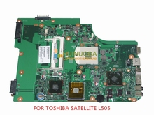 SPS V000185570 For toshiba satellite L505 Laptop motherboard intel HM55 ATI HD4500 Graphics DDR3 Mainboard