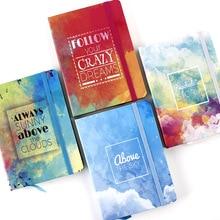 Купить Творческий Тетрадь канцелярские красивые пейзажи линия постановил пунктирной Bullet Journal Bujo