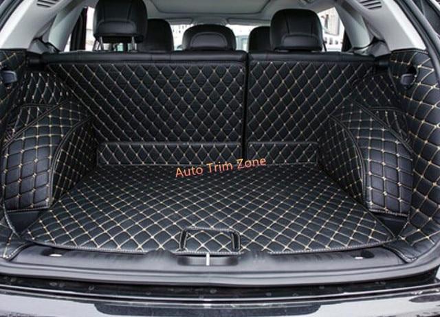 Für Jeep Compass 2017 Low Standard Modell Innen Schwarzen Leder ...
