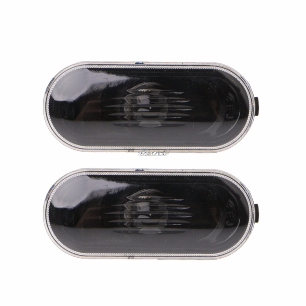 2 Pcs Free Side Marker Turn Light For Para Golf/Jetta/Bora MK4\B5\B5.5\R32 New Beetle Indicator Beam Bulb Cover New DropShip