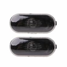 2 Pcs Free Side Marker Turn Light For Para Golf/Jetta/Bora MK4\B5\B5.5\R32 New Beetle