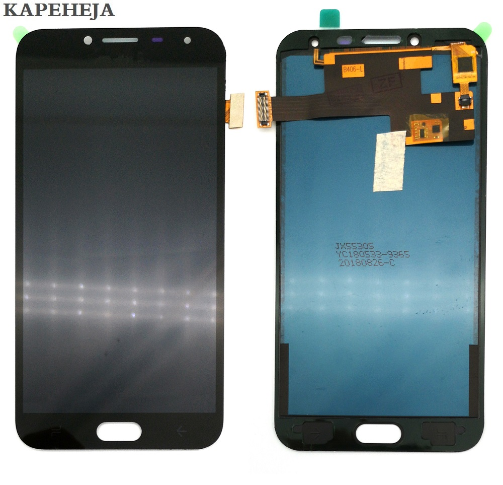 Can Adjust Brightness LCD For Samsung Galaxy J4 J400 LCD Display Touch Screen Digitizer Assembly