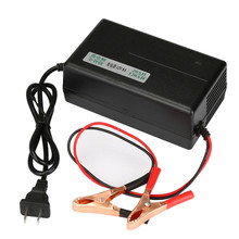 High Quality New 12V 8A Smart Fast Lead acid font b Battery b font Charger for