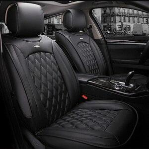 Image 2 - Универсальный чехол для автомобильных сидений для toyota corolla camry avensis rav4 chr land cruiser prado премио, защита для всех моделей автомобильных сидений