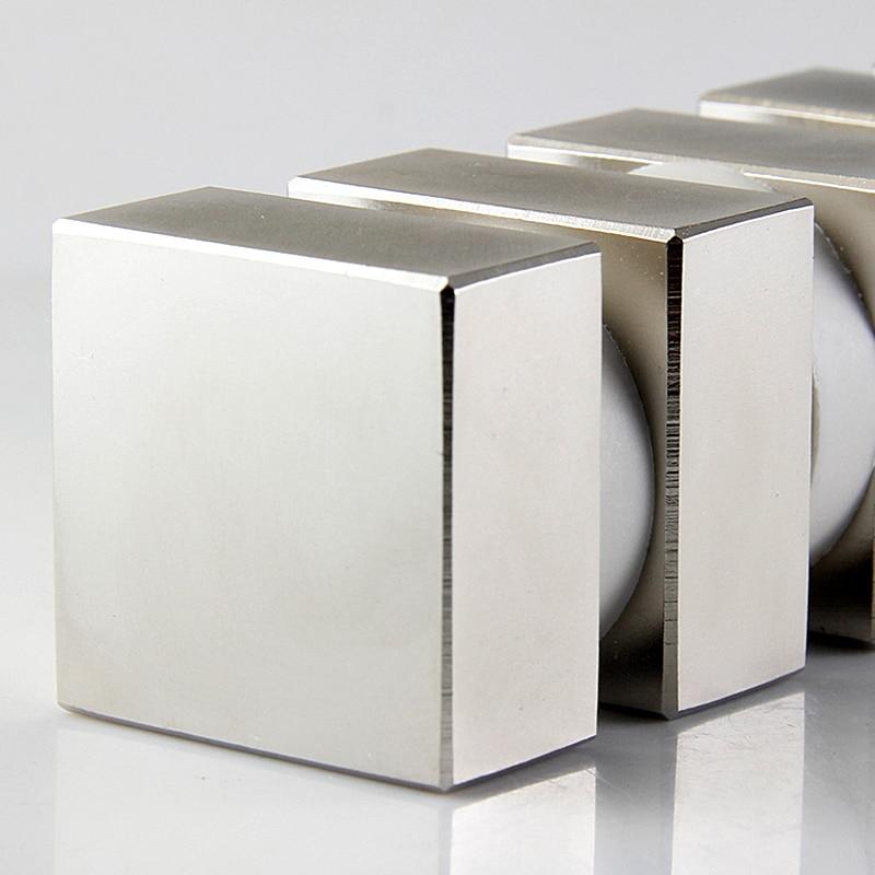 2pcs Block 40x40x20mm n52 Strong Rare Earth Neodymium Magnets Permanent