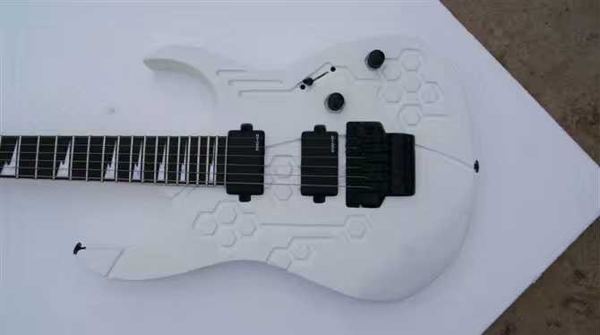 electric guitar anmiyue engraving pattern customized guitar chinese high end electric guitar in. Black Bedroom Furniture Sets. Home Design Ideas