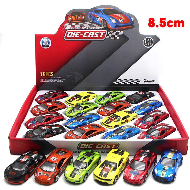 Display Box Alloy Racing Car Toy Model Set Pull Back Multi-style for Lamborghini for Bugatti Camouflage Painting Hot Toy Car Set цена 2017