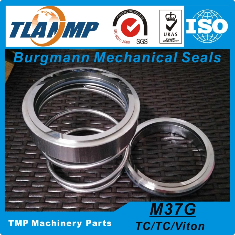M37G-70/G9 M37G/70-G9 Burgmann Mechanical Seals (Material:TC/TC/Viton)-for Shaft Size 70mm Pumps With G9 Tungsten carbide SeatM37G-70/G9 M37G/70-G9 Burgmann Mechanical Seals (Material:TC/TC/Viton)-for Shaft Size 70mm Pumps With G9 Tungsten carbide Seat