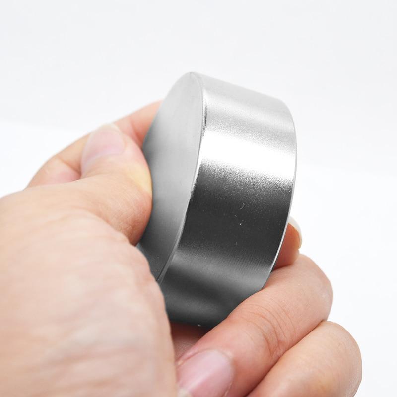 1pcs 60mm*5mm Hole 8.5mm Disc Round Countersink Magnet Rare Earth Neodymium N50