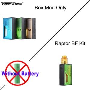 Image 4 - Original Raptor Squonk Mod Safe Firmware BF Mod RDA Tank Vape Electronic Cigarette 5mL Bottom Feeding Bottle Without Battery