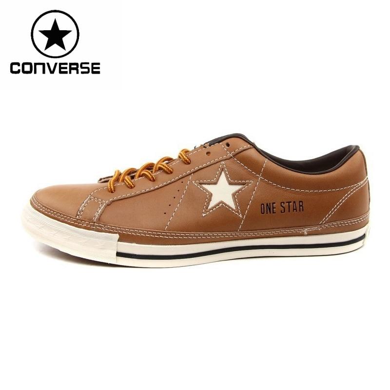 Prix pour D'origine Converse Unisexe Planche À Roulettes Chaussures en cuir sneakers