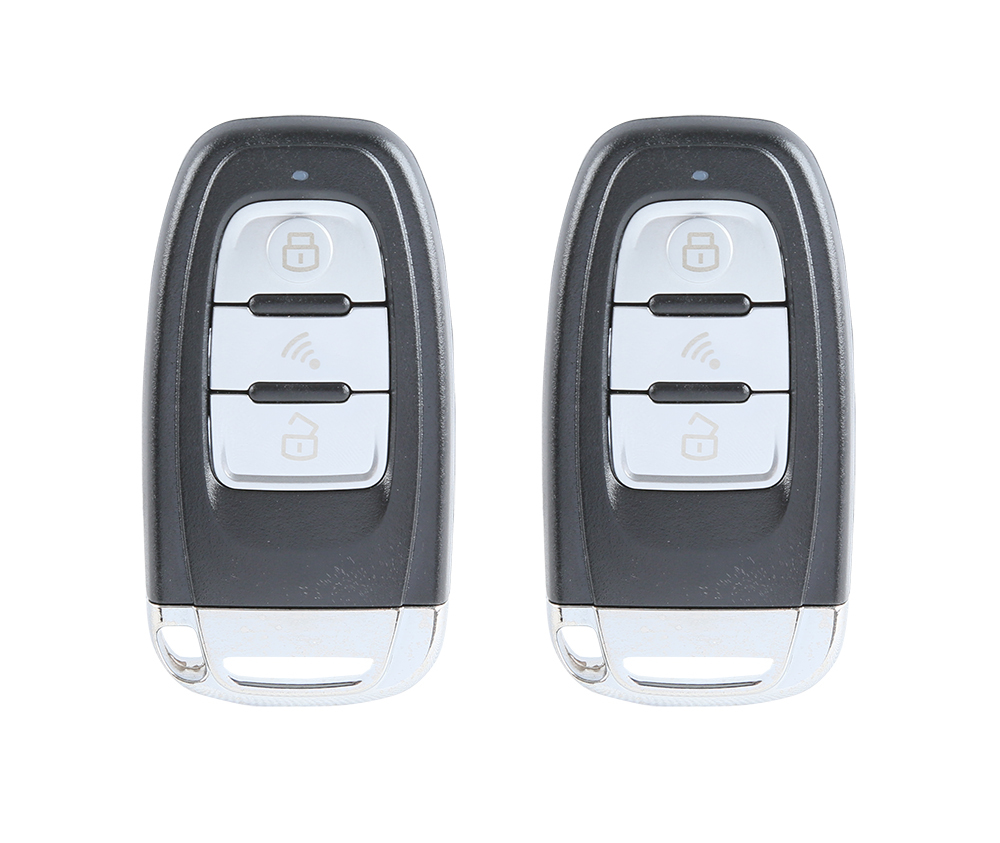 Rolling code passive keyless entry kit PKE car alarm system with ...