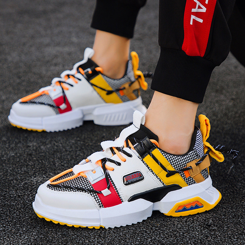Men Sneakers Men Casual Shoes Brand Men Shoes Male Mesh Flats Plus Big Size Loafers Breathable Slip On Spring Autumn students-in Men's Casual Shoes from Shoes on AliExpress - 11.11_Double 11_Singles' Day 1