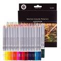 Акварельные карандаши  набор акварельных карандашей  акварельные карандаши  рисование  художественные карандаши 3 мм  48 шт. в упаковке (6520)