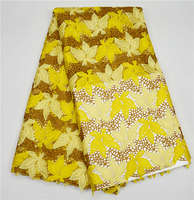 African Nigeria Lace Fabric French Lace For Sewing African French Guipure Lace Fabric High Quality Dress Fashionable
