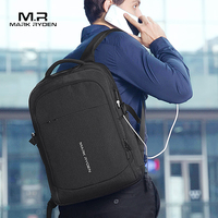 Mark Ryden 2019 New Man Backpack Multifunction USB Charging 15inch Laptop Man Bags Fashion Male Mochila Travel backpack