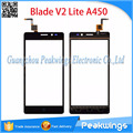 Touch Sensor For ZTE Blade V2 Lite A450 Touch Screen Digitizer Panel code on flex LCFB0501103&T120533E1V1.0