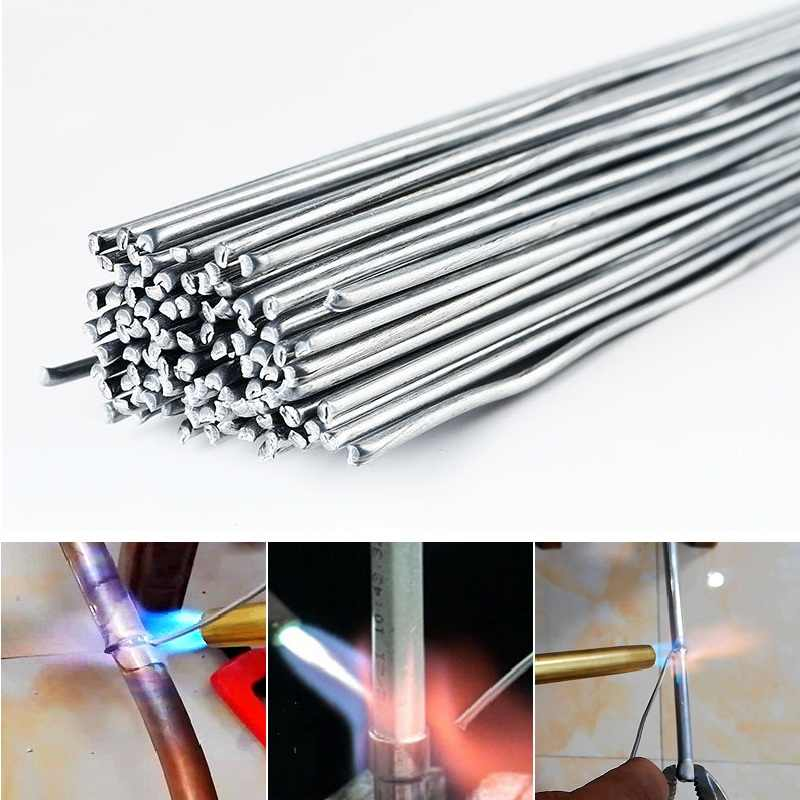 No Need Solder Powder Aluminum Welding Brazing Rod 2MM Low Temperature Soldering