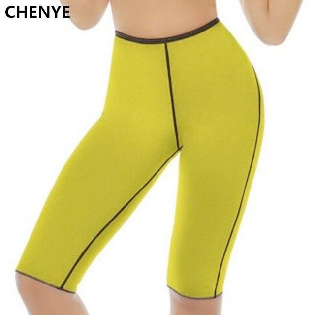 5ebc072372d Weight Loss Pants Shapers Neoprene Body Shaper Slimming Panties Tummy  Control Fitness Leggings Trouser Anti Cellulite