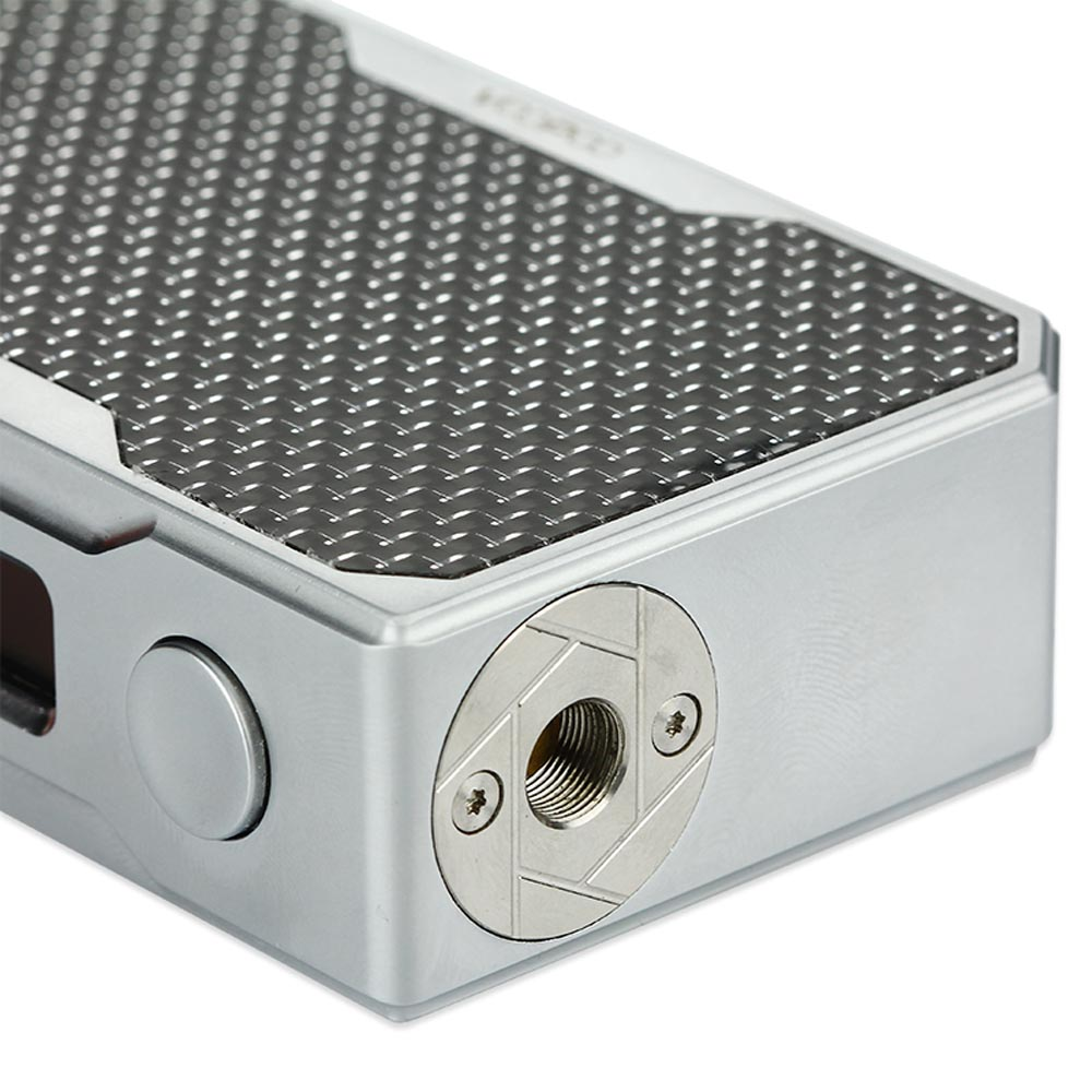 100% Original VOOPOO Drag 157W TC Box Mod with 32-bit US Gene Fun Chip Drag 157W TC VW Mod E-cig Vape Box Mod No 18650 Battery