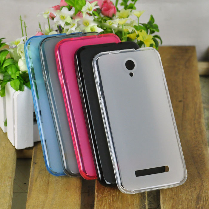 Protective Cover For Fly IQ4415 Quad Era Style 3 Phone Case Soft Silicon TPU Pudding Case Protective Covers