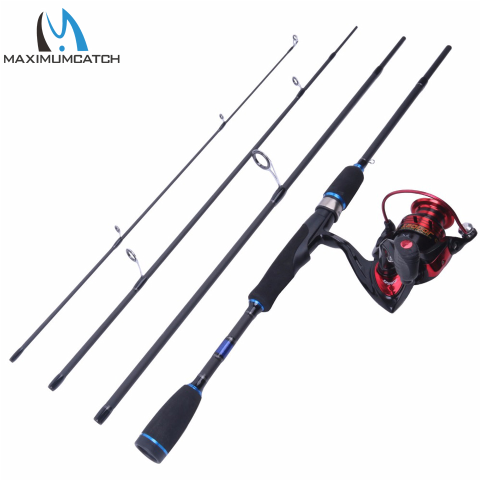 Maximumcatch 6 39 9 2 1m spinning spinning rod and reel for Fishing rods and reels