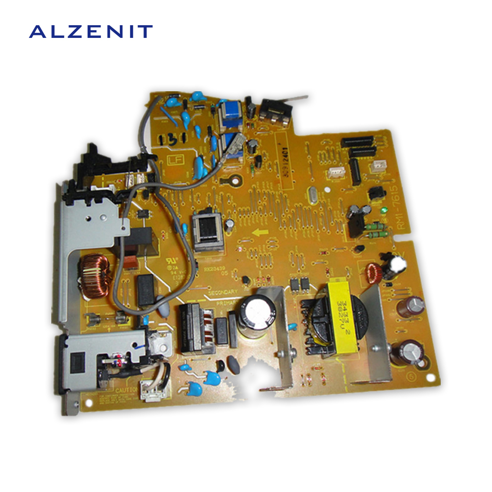 For HP1606 LaserJet 1606 P1606 Original Used Power Supply Board Printer Parts 220V On Sale brand new inkjet printer spare parts konica 512 head board carriage board for sale