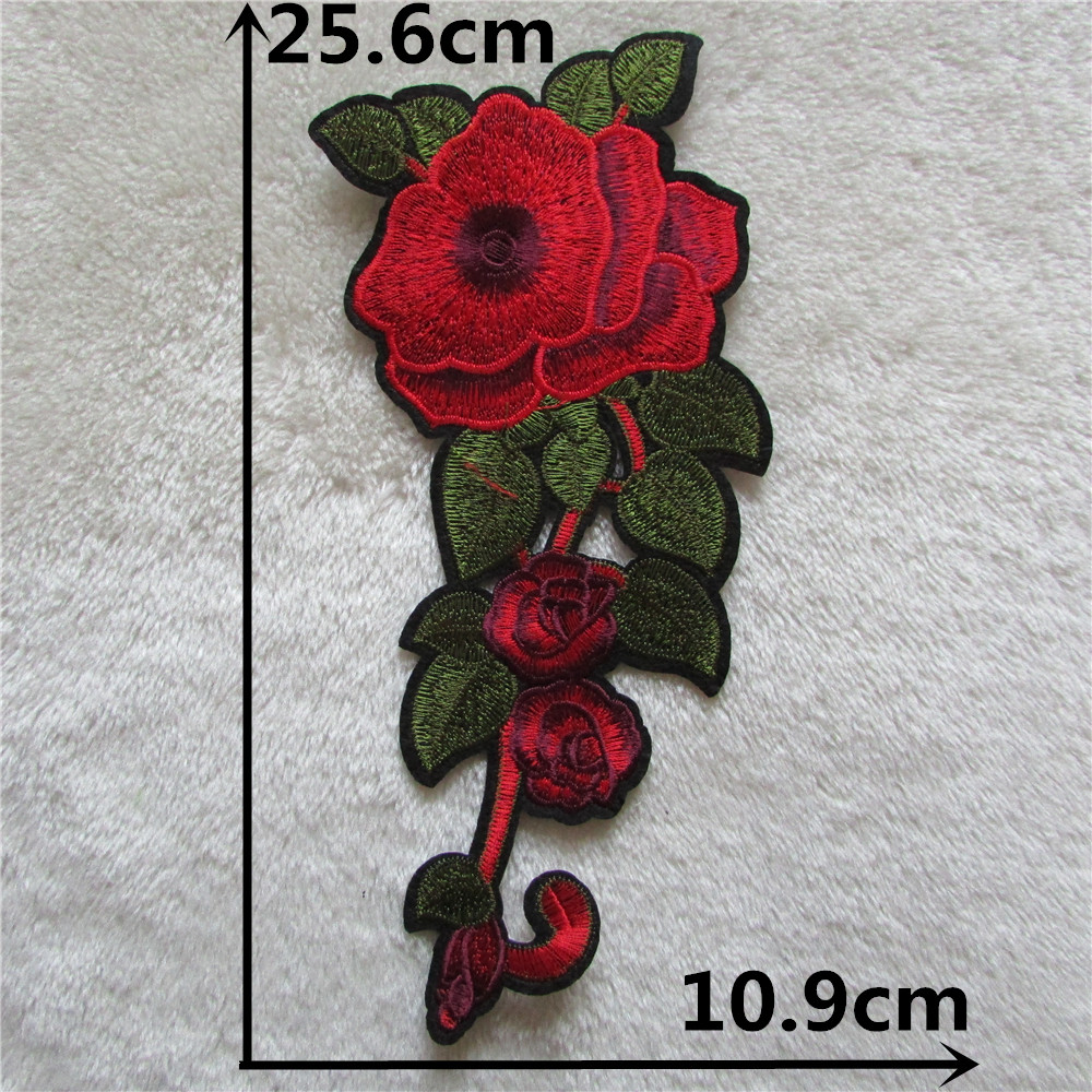 10pcs sell Mixed Stripes On Clothes Jeans Embroidered Iron-On Patches Badges Dress Hats Backpack Bird Car Sewing Accessories
