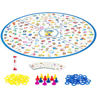 [TOP] Detectives Looking Chart Board Game Puzzle Brain Reaction Training Matching Games for kids and parents family game Toy