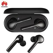 Originele Huawei FreeBuds Lite Genieten Global Versie Draadloze Bluetooth oortelefoon Waterdichte IP54 Tap control Ingebouwde G Sensor