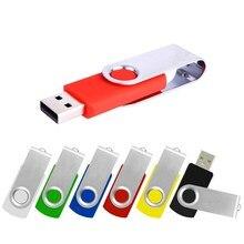 New USB 2.0  Multifunctional Usb Flash Drive 64GB 16GB 8GB 2GB Pen Drive Plastic  Usb Interface Flash Drive