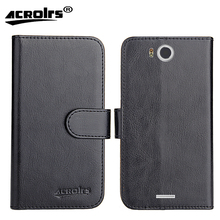 For Foxconn Infocus M530 Case 2017 6 Colors Dedicated Flip Leather Exclusive 100% Special Phone Cover Cases Card Wallet+Tracking стоимость