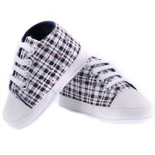 Multiple Colour Newborn Baby Boys Girls Soft Sole Crib Casual Shoes Sneaker Infant First Walker Toddler
