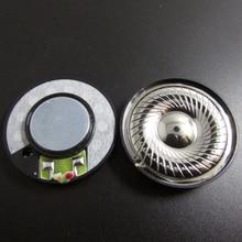 40mm speaker unit titanium film driver bass HiFi 1pair=2pcs