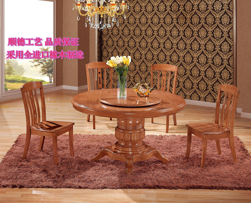 Dining Chair / Fashion / Simple / Wood Chair / Creative / Oak Dining Table, Dining  Chair / Solid Wood Furniture In Dining Room Sets From Furniture On ...